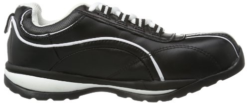 Maxguard  LUKE, Chaussures de sécurité mixte adulte Noir (schwarz/weiss)