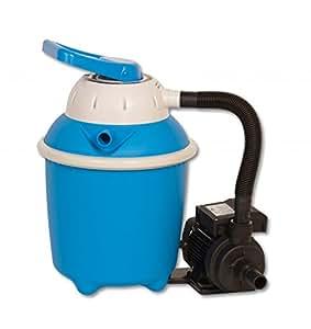 flow 4 sandfilter 4 0m h f r pools bis 20m wasserinhalt sandfilteranlage f r gartenpools bis. Black Bedroom Furniture Sets. Home Design Ideas