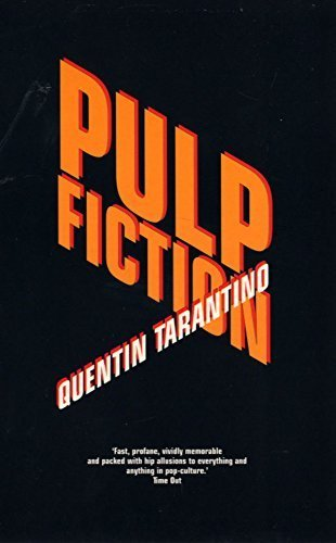 Pulp Fiction: Screenplay (Faber Classic Screenplay) by Quentin Tarantino (1999-04-05)