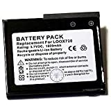 batterie pour   FujitsuSiemens Pocket Loox 720
