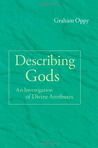 Describing Gods: An Investigation of Divine Attributes