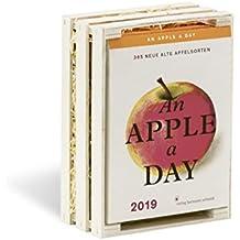 An Apple A Day Kalender 2019: 365 alte Apfelsorten