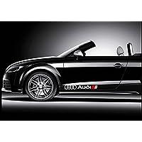 Suchergebnis Auf Amazonde Für Audi A5 Aufkleber