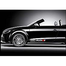 Suchergebnis Auf Amazon De Fur Audi Aufkleber
