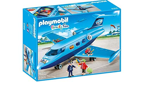 Playmobil 9366 - Fun Park Plane - Avion de parc d'amusement