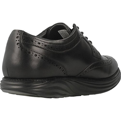 Mbt Boston Wt M, Chaussures Oxford Homme Noir (03n)
