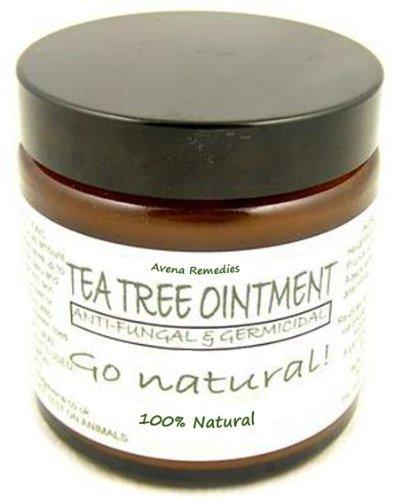 100% Natur Heilend Tee Baum Salbe: für nagel entzündungen, fußpilz, schlechte gerüche und vieles...