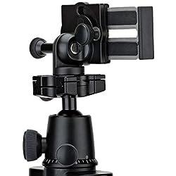 Joby GripTight Mount Pro Support pour Caméscope Noir