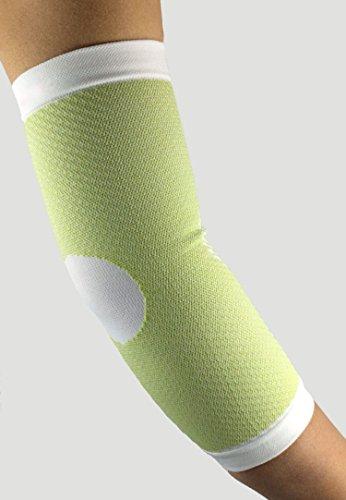 Kompression Unterstützung Elbow Sleeve LG/Hundehütte (Elbow Compression Sleeve Kupfer)