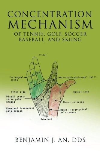 Concentration Mechanism of Tennis, Golf, Soccer, Baseball, and Skiing by Benjamin J. An DDS (2015-10-27) par Benjamin J. An DDS