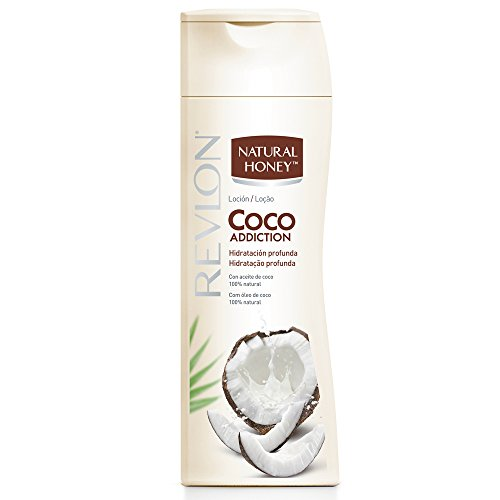NATURAL HONEY - HIDRATANTE COCO loción hidratante 330 ml-unisex