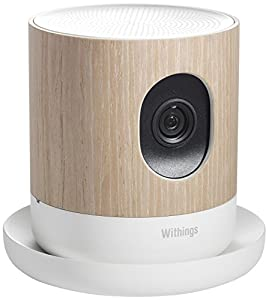 Withings Home - Wi-Fi Security Camera with Air Quality Sensors