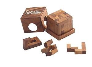"""Philos 6292 - Juego de lógica de madera """"Geronimo"""""""