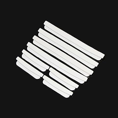 8 PCS Trim Stampaggio Protezione All Cars veicolo portello di azzeramento bordo Guardspour - Hyundai Genesis Berlina