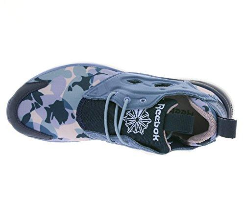 ... Reebok Classic Furylite Candy Girl Schuhe Damen Sneaker Turnschuhe Blau  V68792 Blau b373f8d497