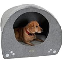 Zooplus Hundehaus/Hundeiglu für drinnen, bequem, große Größe