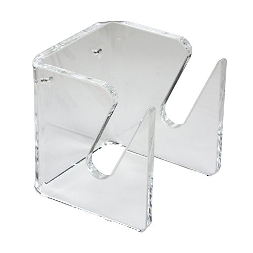 Boards On Walls Wandhalterung fuer Boards Cube transparent (clear)