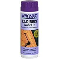 Nikwax Tx. Direct Wash In - Impermeabilizante marfil, Neutral,300ml