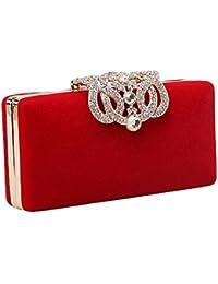 Abendtasche, Damen Mode Party Tasche und Kupplungen Luxus Designer Tasche