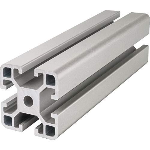 Systemprofil Aluminium Profil 4040 Nut 8 Montageprofil Stangenprofil Strebenprofil Nutprofil Bauprofil 40x40