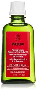 Weleda - Huile régénératrice pour le corps - Grenade - 100 ml
