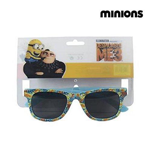 Minions, Gru Mi Villano Favorito Gafas de Sol Percha Individual (Artesanía Cerdá 2500000632)