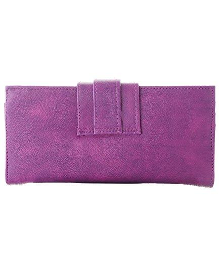 Fantosy women wallet (FNWC-203) (Purple)