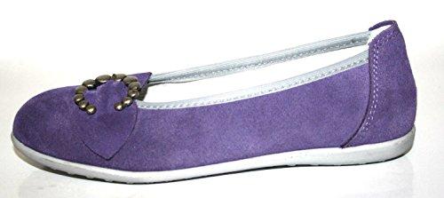 Sapatos Menina 3013 Roxo Crianças De 4430 Diva lavanda Richter 4760 72 Bailarinas pCwfqdF