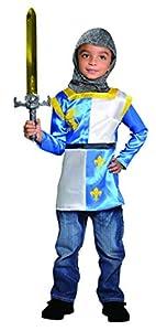 César - F272-003 - Disfraz caballero con espada para niños - 8-10 Años
