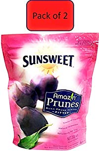 Sunsweet Pitted Prunes Pack of 2