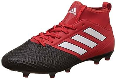 adidas Ace 17.3 Primemesh Fg, Scarpe da Calcio Uomo, Rosso (Red/Ftwr White/Core Black), 40 2/3 EU