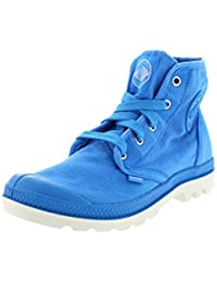 PALLADIUM - PAMPA HI Women's - blue silver birch