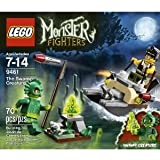 Excellent Lego Monster Fighters 9461 The Swamp Creature With Spinning Rotor And Dual Flick Missiles Jouets, Jeux, Enfant, Peu, Nourrisson