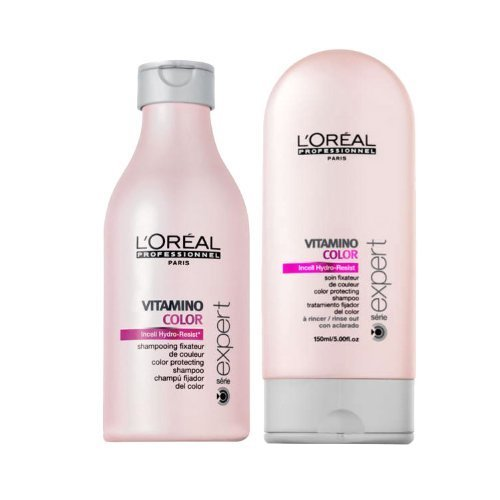 L'Oréal Serie Expert Vitamino Color AOX SET Shampoo 250ml + Conditioner 150ml