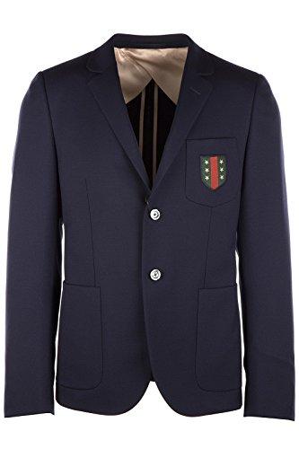 gucci-giacca-uomo-originale-blu-eu-52-uk-42-406583-z4967-4379