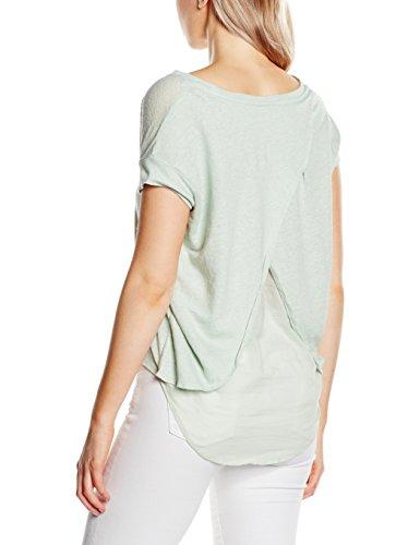 Blaumax Berlin-T-Shirt Donna Turchese (aqua 7110)