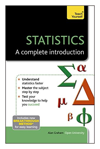 PDF Free] Statistics: A Complete Introduction: Teach Yourself Free