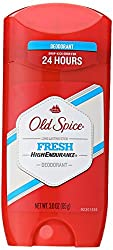 Old Spice High Endurance Long Lasting Stick Mens Deodorant, Fresh Scent - 3.0 Oz