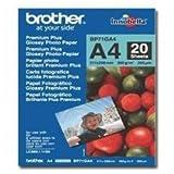 Brother BP71GA4 Fotopapier A4 20BL 260g/qm für MFC-6490CW DCP-375CW 6890CDW