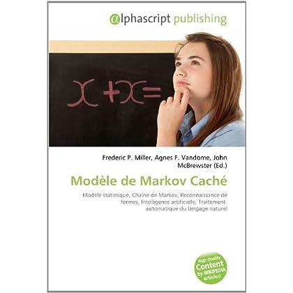 Modèle de Markov Caché: Modèle statistique, Chaîne de Markov, Reconnaissance de formes, Intelligence artificielle, Traitement  automatique du langage naturel