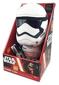 Underground Toys-Star Wars Premium Classic-Stormtrooper de Peluche (Tamaño Mediano)