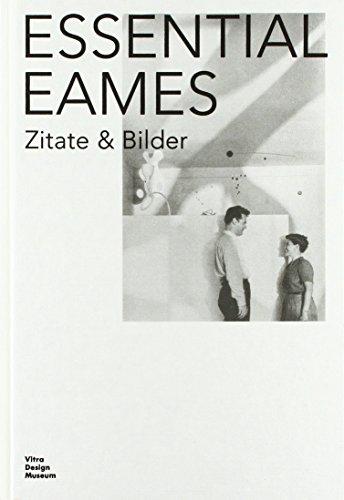 Essential Eames: Zitate & Bilder Buch-Cover