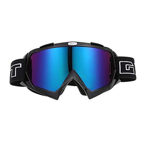 Kühle Outdoor-Brille Motorrad Motocross Brille Winddicht Outdoor Sport Radfahren Skibrille UV-Schutz