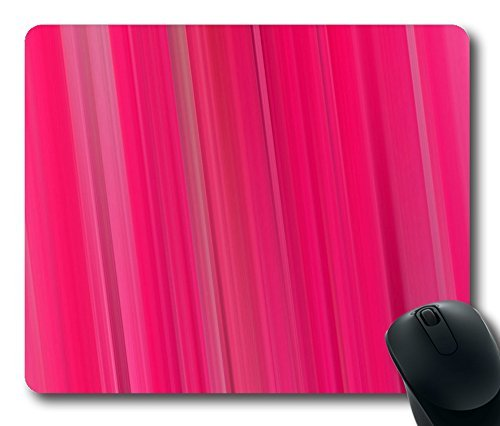 Aero Pink 4 Gaming Mouse Pad Personalized Hot Oblong Shaped Mouse Mat Design Natural Eco Rubber Durable Computer Desk Stationery Accessories Mouse Pads For Gift - Support Wired Wireless or - Pink Wireless Mouse Hot