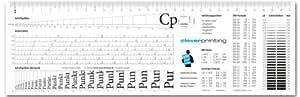 Cleverprinting DTP-Typometer