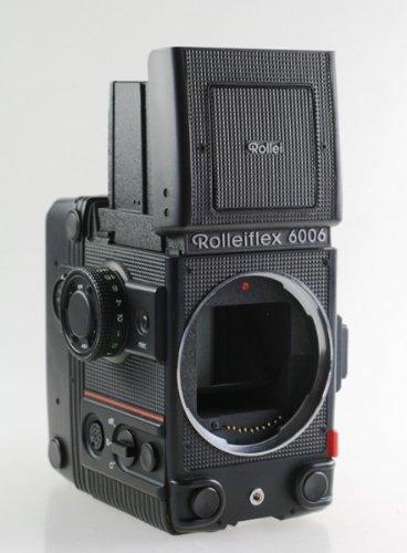 Rollei Rolleiflex 6006 Body Gehäuse Mittelformat 6x6 Spiegelreflexkamera SLR Kamera