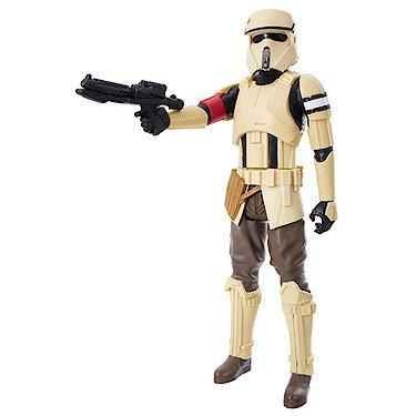 Hasbro - B3908 - Star Wars: Rogue One - Shoretrooper - 30 cm Action-Figur