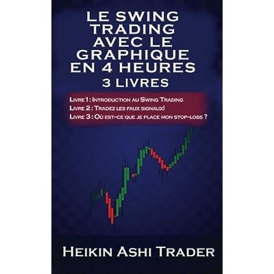 Le Swing Trading Avec Le Graphique En 4 Heures Livres 1-3: Partie 1 : Introduction au Swing Trading Partie 2 : Tradez les faux signaux! Partie 3 : Où est-ce que je place mon stop-loss ?