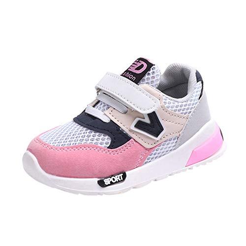 Laufschuhe Kinder Unisex, Sunday Junge Mädchen Casual Baby Turnschuhe Winter Sportschuhe Outdoor Runningschuhe Wanderschuhe Sternchen Schuhe k-45