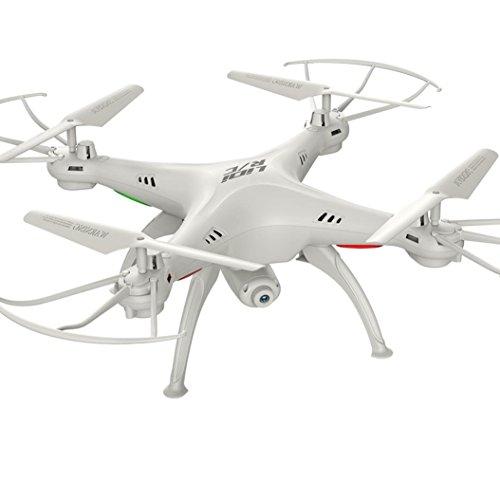 Hunpta LIDIRC L15FW wasserdichte Wifi FPV mit 0.3MP HD Kamera RC Quadrocopter Drohne (Weiß)